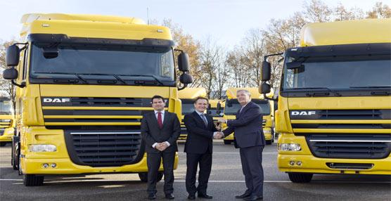 Waberer's adquiere 600 nuevas tractoras a DAF Trucks y espera aumentar el volumen de sus ventas