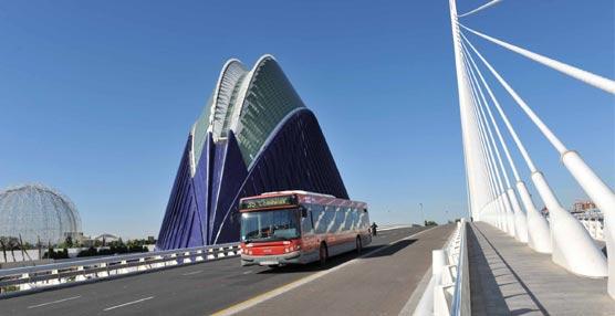Más de 7,5 millones de viajeros eligen moverse con EMT Valencia durante el mes de noviembre