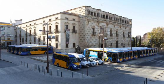 Guadalajara dispone de una nueva flota de autobuses urbanos de gas natural