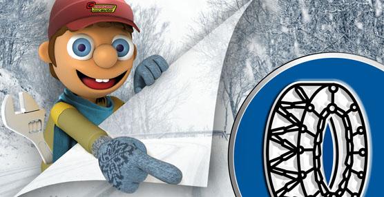 El vídeo de las cadenas de nieve de Confortauto es una herramienta útil para los conductores