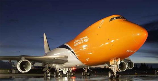 TNT expande su servicio intercontinental 'Express Freight' a otros 10 países fuera de las fronteras europeas