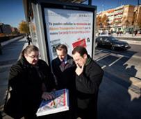 La Comunidad mejora el transporte en Móstoles con el rediseño de la oferta de líneas urbanas y nuevas marquesinas