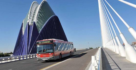 El 'CorreNit' de la EMT de Valencia prestará servicio durante toda la navidad empezando por este fin de semana