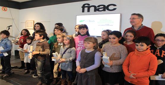 Finaliza el concurso infantil de dibujo El autobús y la Navidad con la entrega de premios a los ganadores
