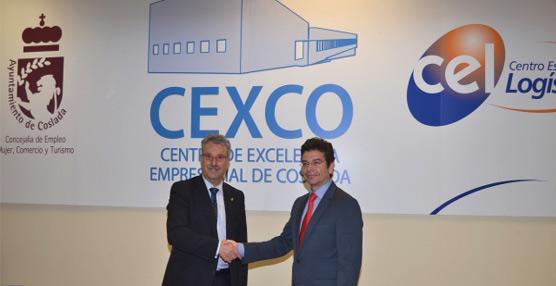 El Ayuntamiento de Coslada cede la gestión de su Centro de Excelencia Empresarial al CEL en Madrid