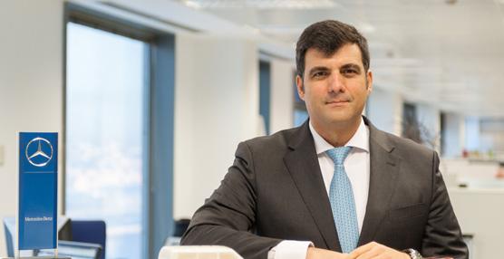 Nueva estructura en la Dirección de Vehículos Industriales de Mercedes-Benz