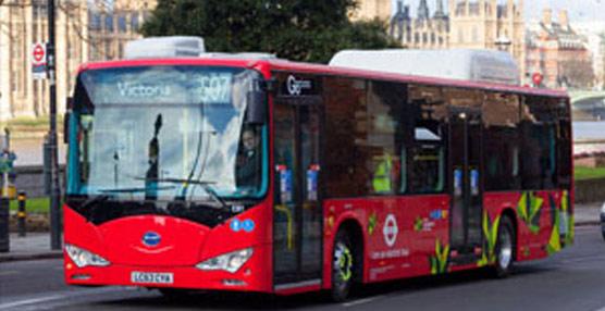 La empresa de autobuses británica Norfolk Green es absorbida por Stagecoach para los viajes en el este de Inglaterra