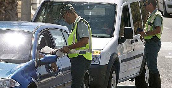 En una semana casi 2.500 conductores dan positivo a alcohol o drogas mientras conducían
