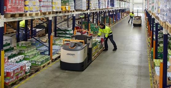 Crown lanza su tecnología QuickPick Remote para ayudar a los clientes a racionalizar los procesos de 'picking'