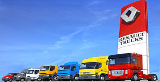 Camiones de Renault Trucks.