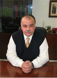 El presidente de EMCOFEANTRAN, Antonio Jiménez Castillo.