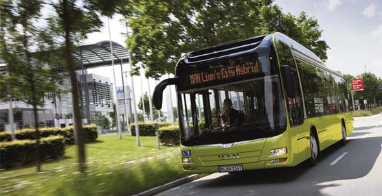 MAN Truck & Bus Iberia prevé un ejercicio en positivo y un futuro optimista por la subida del 50% en los pedidos