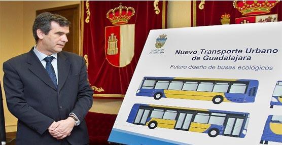La red de transporte urbano de Guadalajara gestionada por ALSA apuesta por el uso de las nuevas tecnologías