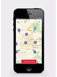 La aplicación Android que muestra los aparcamientos disponibles en Europa para camiones ya está en Google Play
