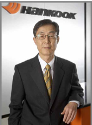 Jin-Wook Choi, COO de Hankook Tire en Europa.