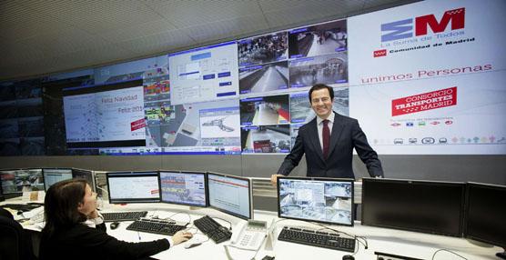 La venta del abono transporte anual para 2014 crece un 21% y ya son más de 10.000 los madrileños con este título