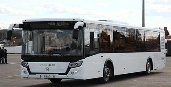 Scania y GAZ Group entregan 120 autobuses a la empresa de transportes Mosgotrans, que opera en Moscú