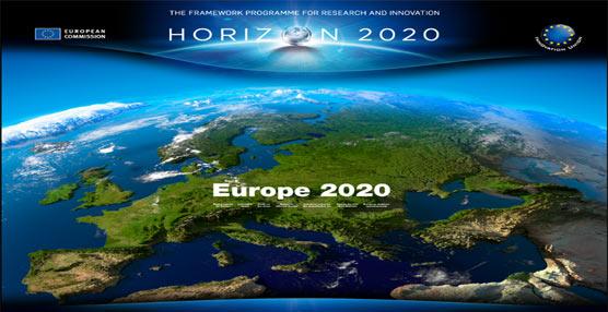 Imagen de campaña de Horizonte 2020.