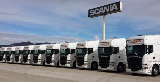 La empresa de transporte de mercancías perecederas y generales, Intercox, vuelve a apostar por Scania