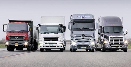 Daimler Trucks cierra 2013 con los mejores resultados de ventas globales desde el año 2006
