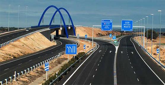 Los peajes de las autopistas de pago gestionadas por el Estado aumentarán de media un 1,85% para el 2014