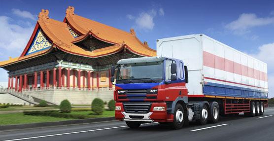 Un total de 2.000 unidades DAF CF85 han salido de la línea de producción de FASC en Taiwán