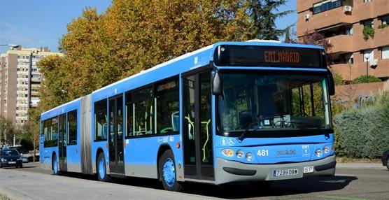 La EMT de Madrid reforma 115 autobuses e instala catalizadores en 285 vehículos durante el año 2013