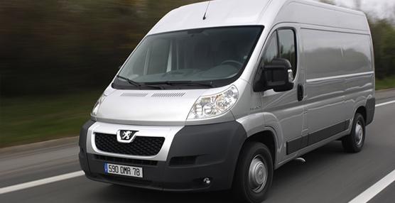 Peugeot consigue en 2013 liderar el mercado de vehículos comerciales con 13.835 matriculaciones