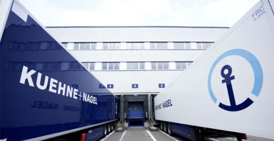Kuehne + Nagel ha sido reconocida dos veces en los Premios europeos de Excelencia de la cadena de suministro