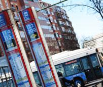 La EMT de Madrid modifica el horario de inicio del servicio diurno en domingos y festivos