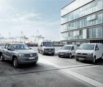 Las ventas de Volkswagen Vehículos Comerciales alcanzan las 551.900 unidades en 2013, con un crecimiento del 0,3%