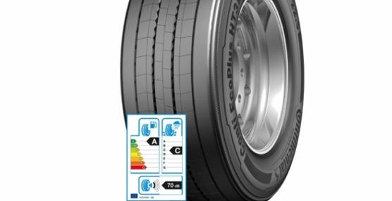 Continental presenta al mercado el  EcoPlus HT3, su nuevo modelo 'premium' de neumático con el distintivo de eficiencia A