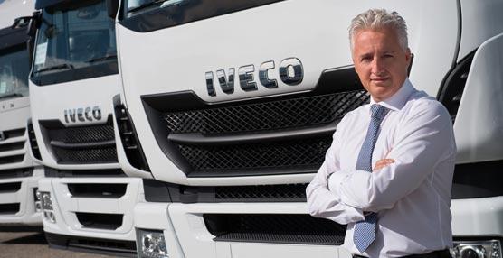 Las matriculaciones de Iveco en el mercado español de vehículos industriales crecen un 9,3% en el año 2013