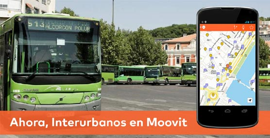 Una aplicación móvil de transporte público integra por primera vez todos los medios y operadores en Madrid
