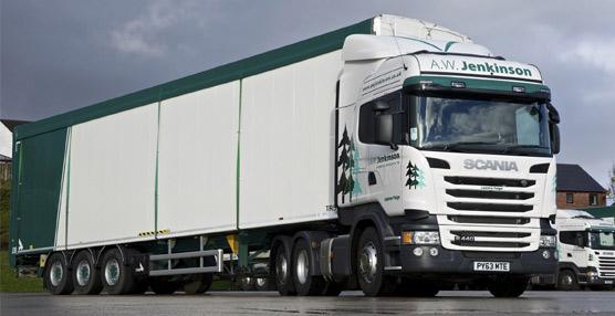 Scania recibe un pedido récord en Reino Unido, de 1.500 camiones con motorización Euro 6