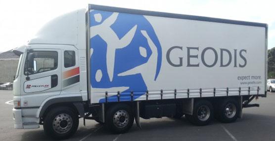 Geodis confía en Teleroute para todas sus introducciones de carga.