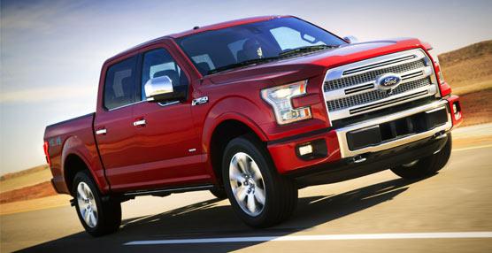 Ford presenta en EE.UU un modelo de pickup revolucionario en potencia, eficiencia y prestaciones