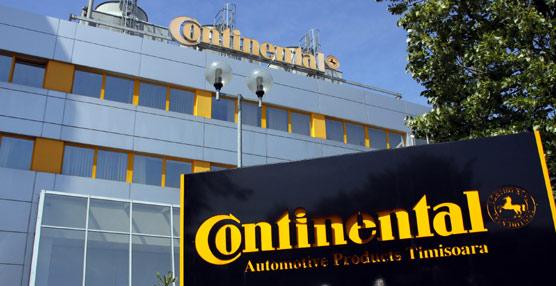 Continental creció en 2013 superando en un 11,2% su objetivo de resultado operativo y espera buenas cifras en 2014