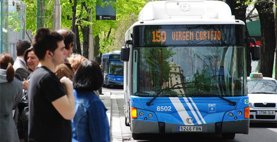 La Empresa Municipal de Transportes de Madrid permitió el desplazamiento de 404 millones de viajeros en 2013