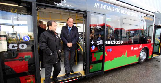 AISA incorpora al servicio urbano de Valdemoro el primer híbrido de MAN en la Comunidad de Madrid