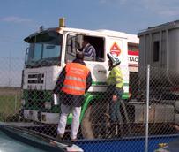 La Comunidad de Madrid intensificó su labor de inspección del transporte por carretera el año pasado