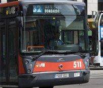 El transporte público urbano de Zaragoza dio servicio a 118 millones de viajeros a lo largo del año pasado