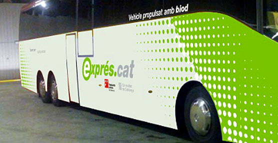 La línea de bus exprés.cat entre Barcelona y Ripollet gana un 17 % de usuarios en solo dos años de servicio