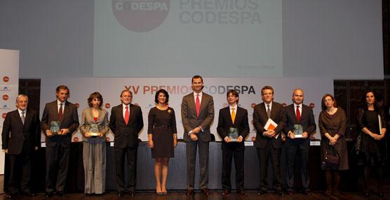 Con el proyecto EQA 'Empresas Que Ayudan', Redyser fue premiada como pyme solidaria por la Fundación Codespa.