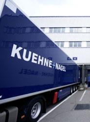 Kuehne + Nagel dará servicios logísticos a FlexLink.