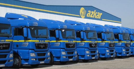 Parte de la flota del grupo Azkar.