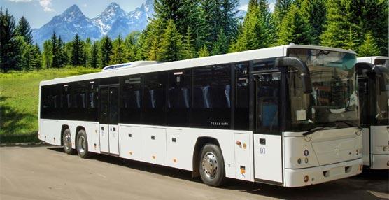 Los autobuses de los Juegos Olimpicos de Invierno 2014 irán equipados con sistemas de calefacción fabricados por Spheros