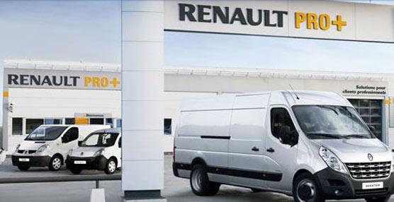 El Grupo Renault protagoniza el mayor incremento en cuota de mercado en Europa y continúa su expansión