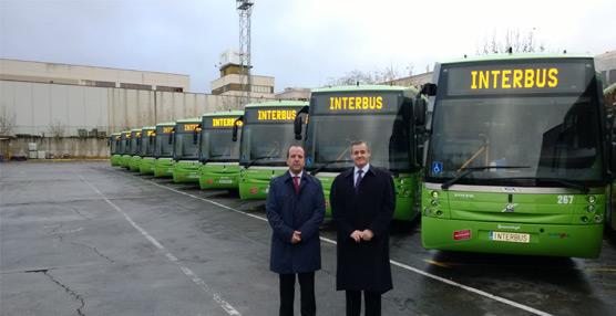 14 carrocerías Sunsundegui modelo Astral para una concesionaria de transporte público operativa dentro del CRTM