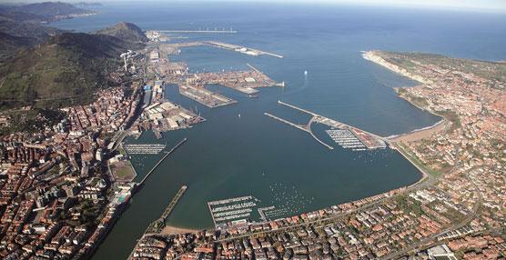 El Puerto de Bilbao es considerado uno de los centros de transporte y logística más importantes del Arco Atlántico.